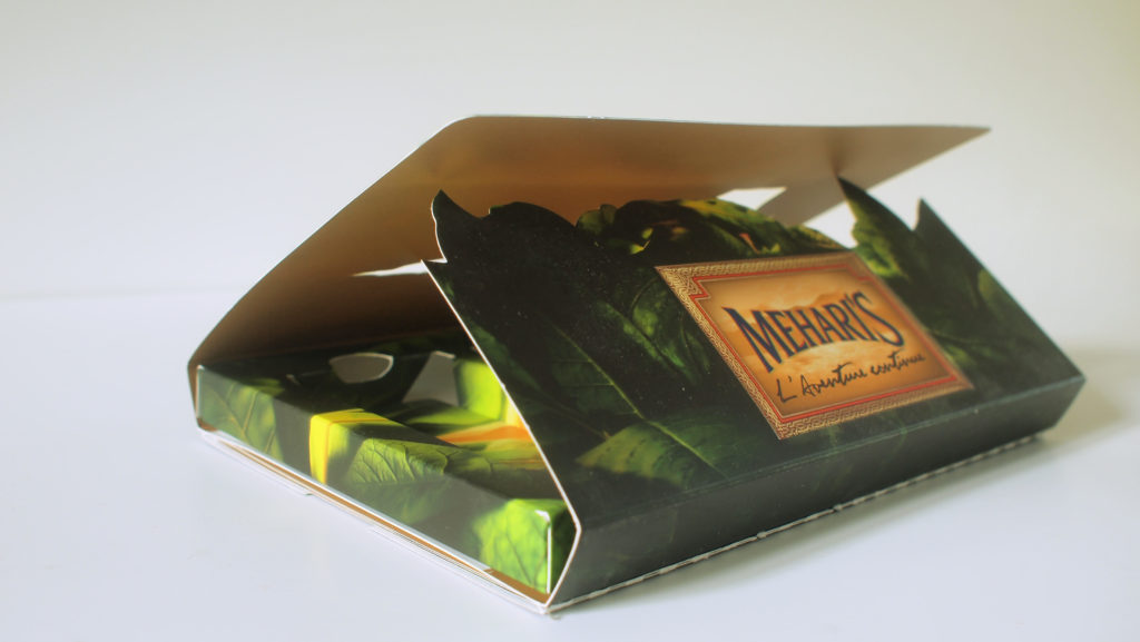 Agio Cigars - Marmotte Impression sur carte graphic